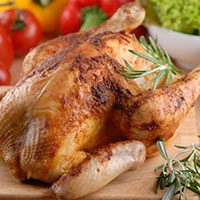Whole Roasting Chicken
